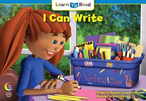 I Can Write (Emergent Reader Book Series)の詳細を見る