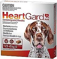 Heartgard Plus Heartgard Plus Chewable, 6 count