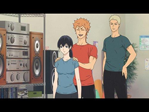 第6話(Heat.6):ライン・オブ・ダンス