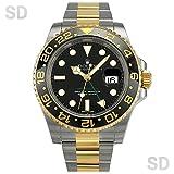 [ロレックス]ROLEX腕時計 GMTマスターII ブラック Ref:116713 メンズ [中古] [並行輸入品]