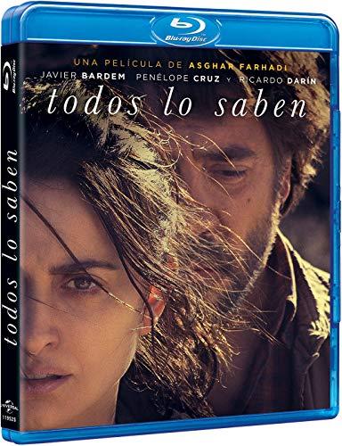 Todos lo saben (Spanish Edition)
