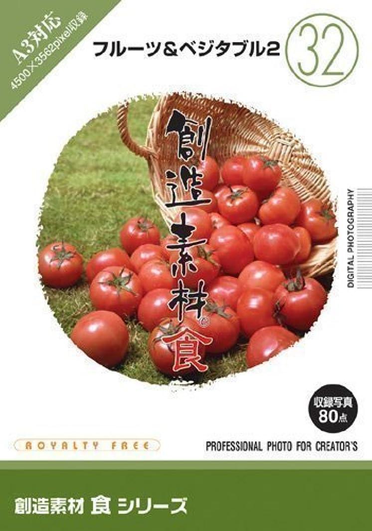 原因有名人湿度創造素材 食(32) フルーツ&ベジタブル2
