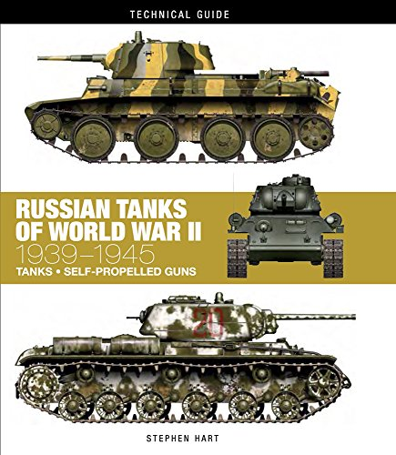 Russian Tanks of World War II 1939–1945 (Technical Guides)の詳細を見る