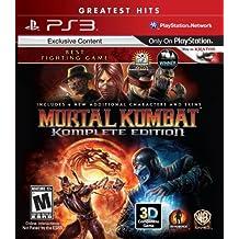 Mortal Kombat Komplete Edition (輸入版) - PS3