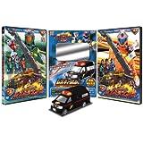 トミカヒーロー レスキューファイアーVOL.3&4+レスキュートミカシリース゛ レスキュータ゛ッシュ2<限定カラー>付セット(4話収録) (数量限定生産) [DVD]