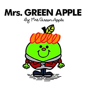 Mrs green apple mrs green for Apple 300 picture book