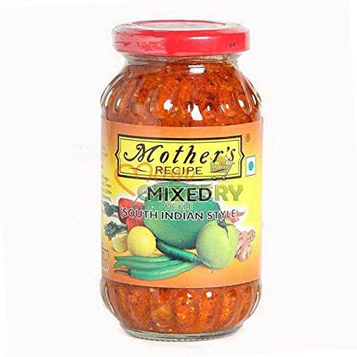 ミックス ピクルス (南インド風) 300g Mother's Mixed Pickle (South Indian Style) ピックル