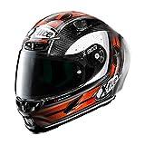 NOLAN (ノーラン) バイク用 ヘルメット フルフェイス Lサイズ(59-60cm) X-lite X-803RS ウルトラカーボン カネット(カーボン/30) 19750