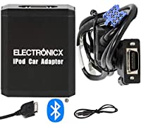 Electronicx USB SD MP3 AUX Bluetoothハンズフリーアダプター、iphone、ipad、ipod、carモデルに対応Renault