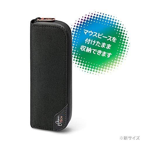 リニューアル版 プルームテック・ソフトキャリーケース (ブラック)