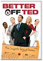 Better Off Ted: The Complete Second Season [DVD] [Import]