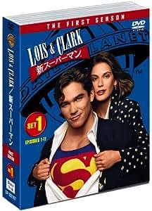 LOIS&CLARK/新スーパーマン 1stシーズン 前半セット (1~11話・6枚組) [DVD]