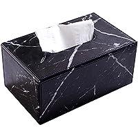 ティッシュボックスリビングルームティーテーブルオフィスレザーパッキングペーパーボックス(21 * 13 * 9.5cmセンチメートル)
