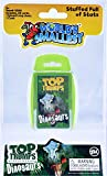 Worlds Smallest Top Trump Card Game Novelty Toys, Multi