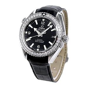 [オメガ]OMEGA 腕時計 SeamasterPlanetOcean ブラック文字盤 ダイヤモンド 232.18.42.21.01.001 レディース 【並行輸入品】