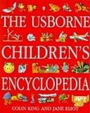 Usborne Children's Encyclopaedia (Usborne children's encyclopedia)