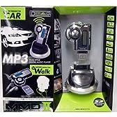 MIRAREED(ミラリード) MP3ミュージックドライブMMDII ブラック/シルバー フリー MMD-700