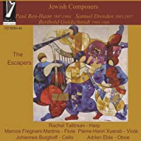 Jewish Composers The Escapers