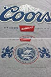 Collectabilitees COORS Tees / S size オールドネイビー画像③