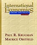 International Economics: Theory and Policy (Addison-Wesley Series in Economics)