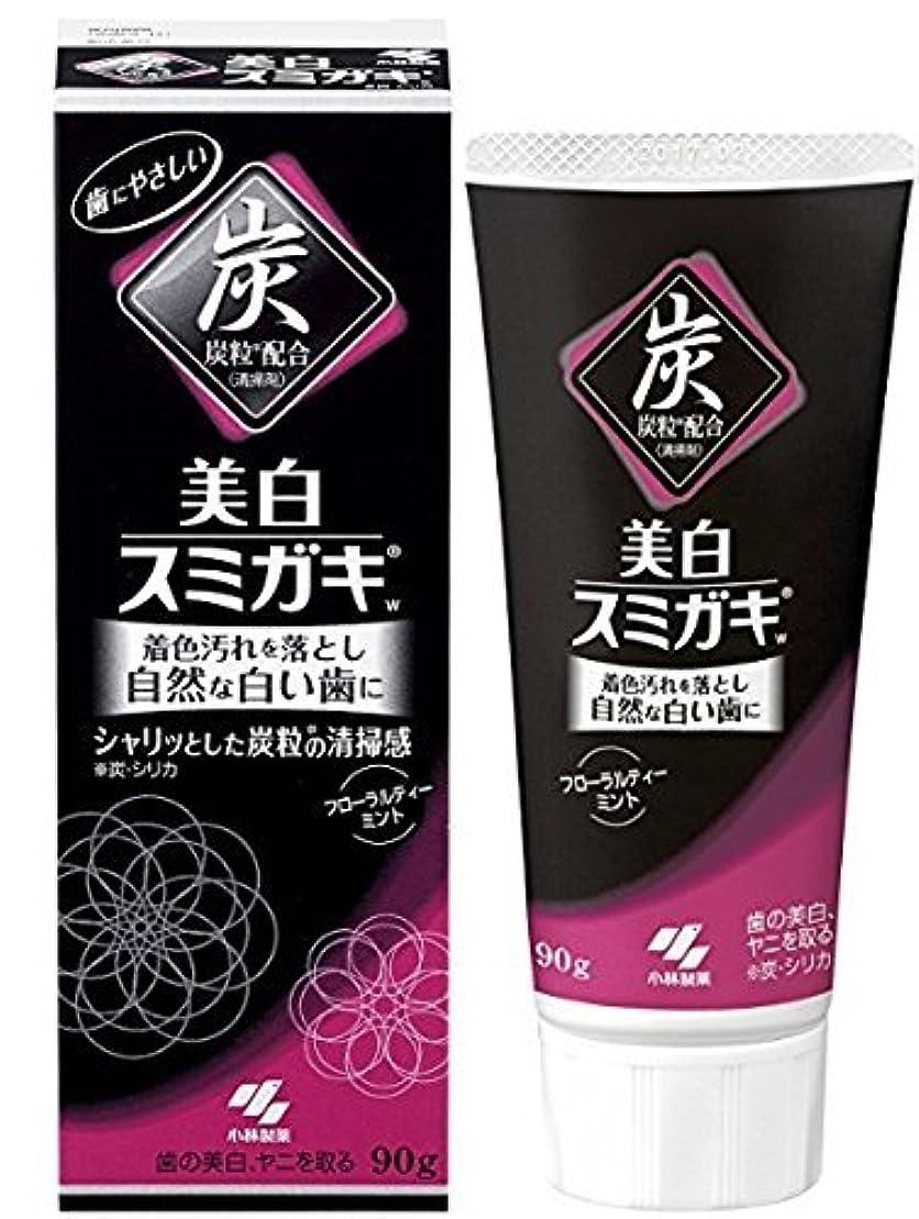 比較的臭いスカーフ【3本】小林製薬 美白スミガキ 90gx3本 (4987072036433)