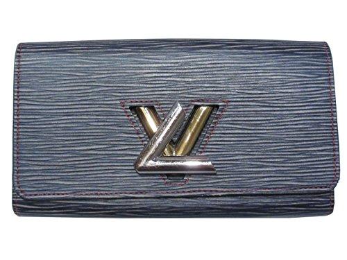 [ルイ・ヴィトン] LOUIS VUITTON ポルトフォイユ・ツイスト 長財布 エピ M60996 [中古]