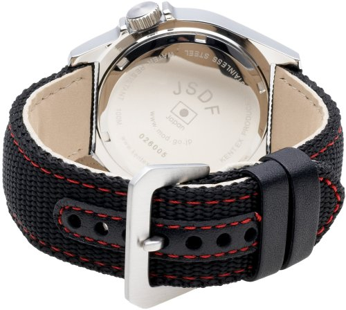 [ケンテックス]Kentex 腕時計 JSDFモデル S455M-03 海上自衛隊スタンダードモデル メンズ