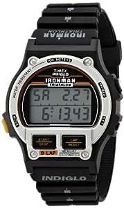 [タイメックス]TIMEX アイアンマン 8ラップ 1986エディション ブラック/シルバー T5H961-N  【正規輸入品】