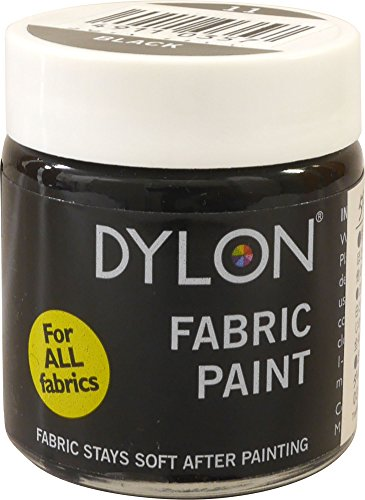 DYLON カラーファン (布地用・手描き用染料) 25ml col.11 ブラック