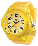 [テンデンス] TENDENCE FIRST RAINBOW ファーストレインボー 52mm メンズ 腕時計 02013043 イエロー [並行輸入品]