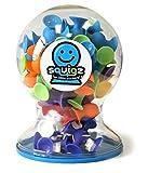 Squigz スクイズ 国際おもちゃフェア最優秀賞受賞 やわらかブロック 知育玩具 おもちゃ デラックスセット (50ピース)