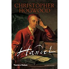 Christopher Hogwood 著『Handel』の商品写真