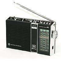 National Panasonic ナショナル パナソニック 松下電器産業 RF-858D GXワールドボーイ BCLラジオ 3バンドレシーバー (FM/MW/SW)