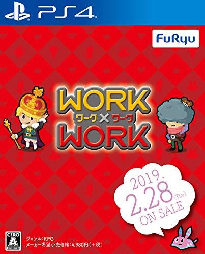 WORK×WORK (ワークワーク) 予約特典(1追加シナリオ全3種が無料でダウンロードできるDLCコードカード、2ウミウシちゃん きんちゃく) 付