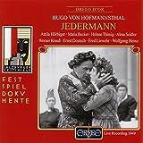 ホーフマンスタール:「イェーダーマン」~死神にとりつかれた大金持ちの男の劇  (Hofmannsthal, Hugo von: Jedermann)