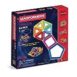 Magformers Magnetic 62 Piece Set [並行輸入品]