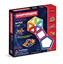 Magformers Magnetic 62 Piece Set 並行輸入品