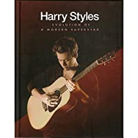 ONE DIRECTION ワンダイレクション - Harry Styles/Evolution of a Modern Superstar/写真集