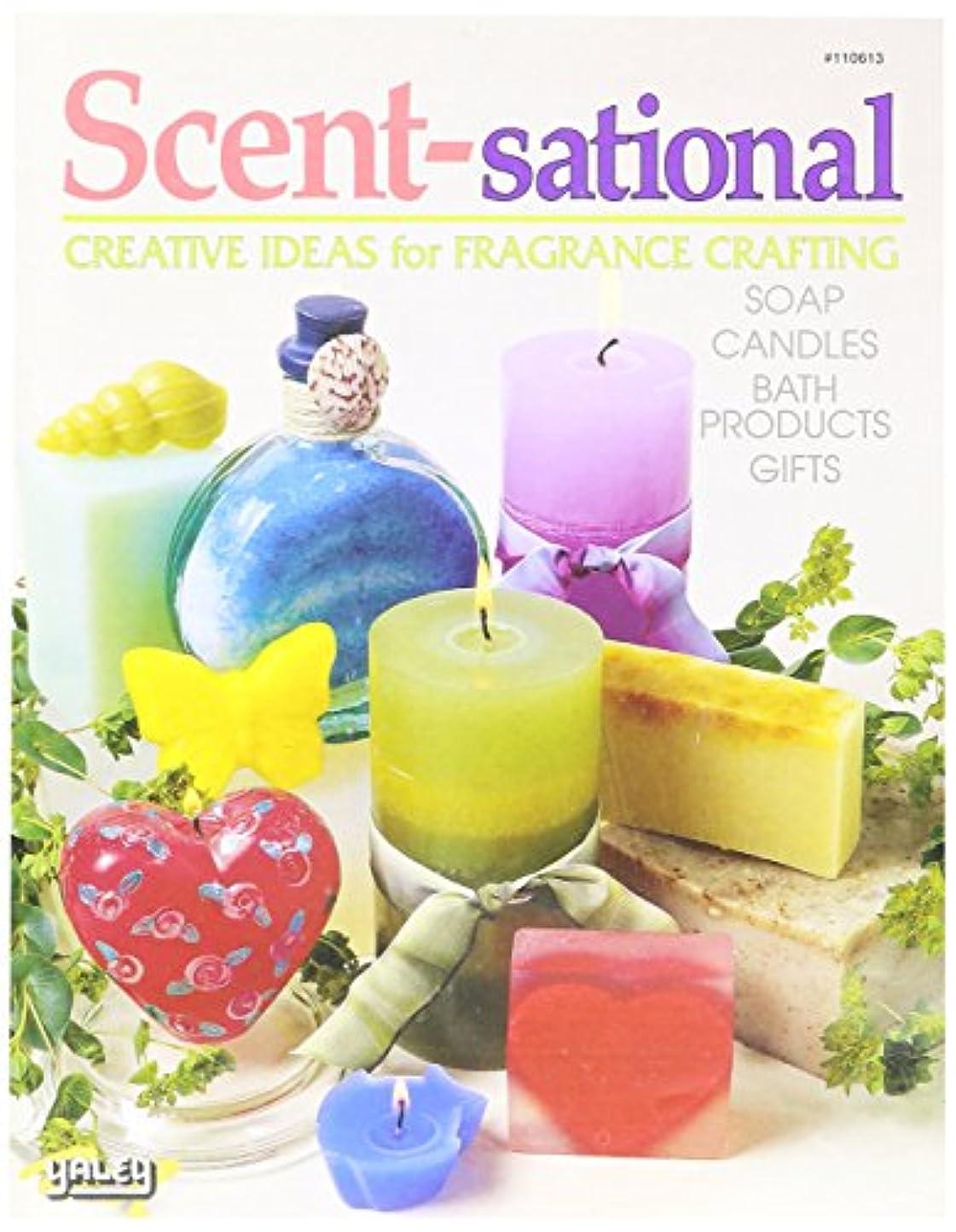 分析する重なるチャーミングYaley 本 Scentsational 本 (石鹸 & キャンドル)