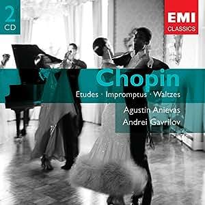 Waltzes Impromptus & Etudes