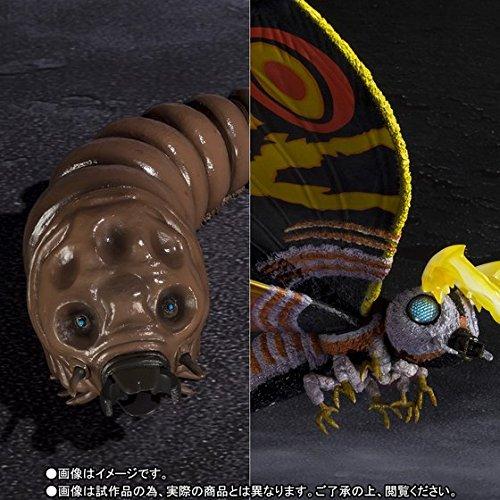 S.H.MonsterArts モスラ(成虫)&モスラ(幼虫) Special Color Ver.