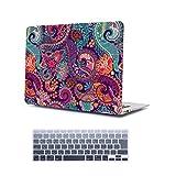旧型MacBook Pro 13 Retina Display (2012~2015, A1502/A1425)カバー、 TwoL MacBook Pro 13.3 インチ 排熱口付き 印刷パーテント ノートパソコンハードケース