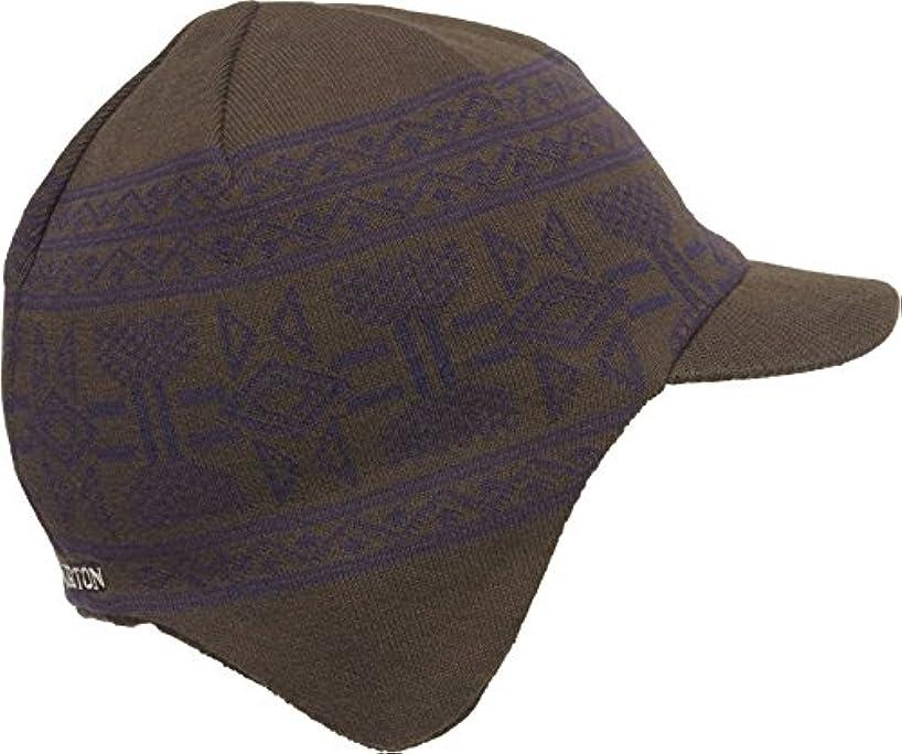 デジタルどう?考古学的なBurton(バートン) スノーボード ニット帽 メンズ ビーニー ニットキャップ BEHELM CAP BEANIE 2018-19年モデル 1SZ FITALL