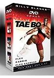BILLY BLANKS - TAEBO 3 Pack DVD