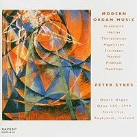 Modern Organ Music