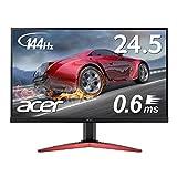 Acer ゲーミングモニター KG251QHbmidpx 24.5型 144hz 0.6ms フルHD 非光沢 フレームレス