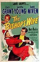 ビショップの妻ポスターThe Movie ( 11x 17インチ–28cm x 44cm ( 1947年) (スタイルB )