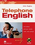 Telephone English: Includes phrase bank and role plays