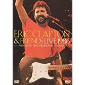 Eric Clapton & Friends Live 1986 [DVD] [Import]