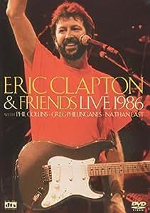 Eric Clapton & Friends Live 1986 [DVD] [Import]
